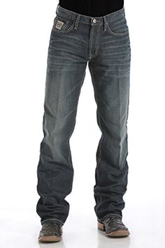 Cinch Jeans White Label Relaxed Fit jeans (35x40, Dark St... ////$66.98///// https://www.amazon.com/dp/B00YCNUDYE/ref=cm_sw_r_pi_dp_j6hBxbDR691AP