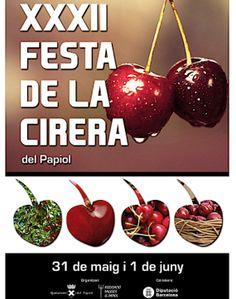 Festa de la Cirera al Papiol (maig - juny 2014)