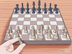How to Play Chess for Beginners: 15 Steps (with Pictures)