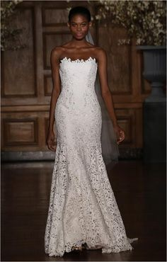 Romona Keveza L500: buy this dress for a fraction of the salon price on PreOwnedWeddingDresses.com