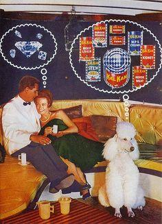 Kal Kan Dog Food ad, 1963 | Flickr - Photo Sharing!