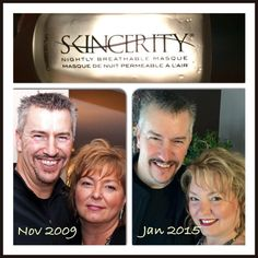 This couple looks like they are reversing time! You can share this with your clients and have an edge on your competition! Our anti aging skin care technology is second to none! Reduce wrinkles by 63%! Hydrates, exfoliates, and promotes skin health. www.buynucerity.com/255286