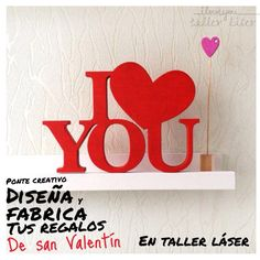 Fabrica tus regalos en #tallerlaser !