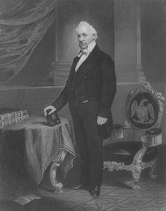"""Final words of James Buchanan """"Oh, Lord God Almighty, as thou wilt!"""""""