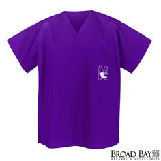 Scrub Shirts are perfect to wear alone or with our scrub pants. Great for wearing around the house or showing your spirit at work.
