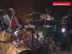 """The Most Sampled Groove in the World: Clyde Stubblefield - John """"Jabo"""" S..."""