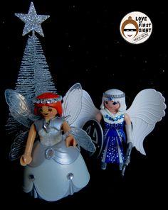 Playmobil -Angel and Nightfairy