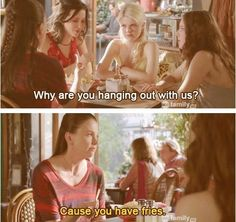 Michelle from Bunheads is like Lorelai 2.0