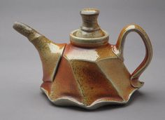 Dancing Teapot by GertrudeGrahamSmith on Etsy