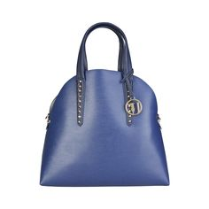 Trussardi – 75BN70  Spring /Summer Collection saffiano eco-leather handbag has 2 handles, removable inner clutch (24*22*10 cm) with zip fastening, removable strap and a dust bag. It is of size 40*37*16 cm.  https://fashiondose24.com