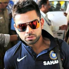 Virat Kohli- Stylish Indian Cricketer