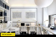 Space of the Week - Katharina Plath's Midtown Office -- New York Magazine