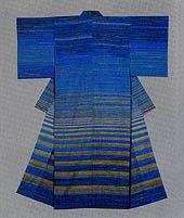 'Moonrise', tsumugi weave // SHIMURA Fukumi 1987