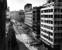 "Gabriele Basilico da ""Beirut 1991"""