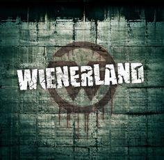 """LOGO DESIGN Wienerland by Christof """"Cros"""" Dertschei Logo Design, Logos, Movie Posters, Logo, Film Poster, Billboard, Film Posters"""