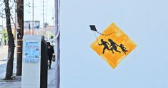 Banksy Around Los Angeles - unurth | street art