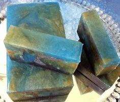Atlantis Limited Edition Glycerin Soap by ScentaliciousByLisa on Etsy
