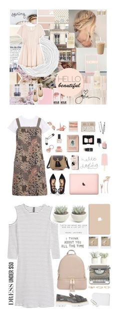 """""""Winners for Dress Under $50"""" by polyvore ❤ liked on Polyvore featuring Kate Spade, Forever New, Sonix, Davines, Shabby Chic, Topshop, Dempsey & Carroll, RHYTHM, Zara and GUESS"""