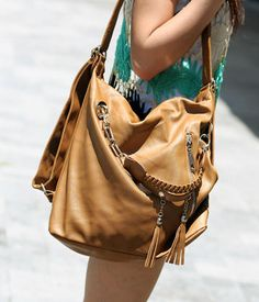 Faux Leather Hobo Bag –   yeswalker   Free worldwide shipping on every order