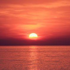 sert_mehmet's photo: Sunset at Rize/Turkey