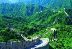 Did you know #China has 48 #UNESCO #WorldHeritageSites? The #GreatWallofChina is one of the major ones! #tourism