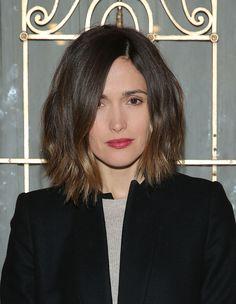 Rose Byrne hair and makeup