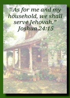 Joshua 25:15