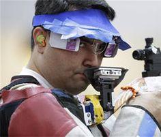 #2012 #London #Olympics: #GaganNarang bags bronze in 10m air rifle event London: Gagan Narang opened India's account at the London Olympics as he bagged a bronze medal in the 10m Air Rifle event.