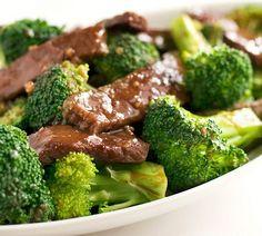 PALEO SESAME BEEF AND BROCCOLI - Paleo Recipes