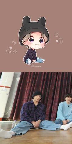 Foto Jungkook, Foto Bts, Jungkook Fanart, Jungkook Cute, Bts Taehyung, Bts Bangtan Boy, Bts Boys, Bts Memes, Theme Bts