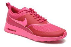 Nike Wmns Nike Air Max Thea - Tenisówki i trampki Różowy - Sarenza.pl ( 388f13ec719