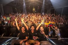 the best concert ever--- DJ r3hab at Governors Island July 2013