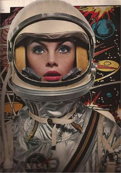 retro_futurism: Harper's Bazaar, April 1965