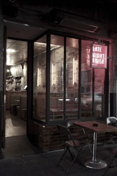Late Night Diner - 152b Ponsonby Road, Auckland