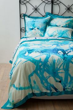 lagoa duvet, Stevie Howell for Anthropologie