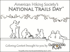 1000 images about national trails day on pinterest hiking events and boy scouts. Black Bedroom Furniture Sets. Home Design Ideas