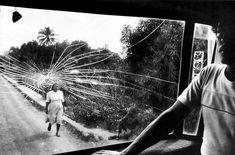 susan meiselas, the road to aguilares, el salvador, 1983