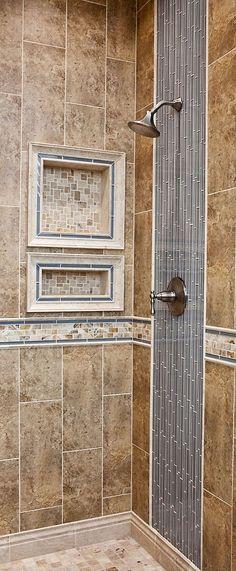 80 stunning tile shower designs ideas for bathroom remodel (48)