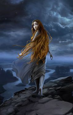 1000+ images about Holly's Board on Pinterest | Fire, deviantART and ...  The Children Of Hurin Art