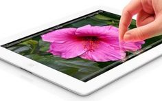 So here's what it looks like: an iPad 2 with a facelift.    Lest that sound like a small deal, let me clarify -- a major facelift. Imagine Joan Rivers finally attained complete botox nirvana, her face a seamless high-definition sheen. Now imagine Joan Rivers as an iPad. You...