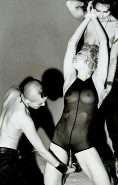 lesbian book Madonna sex