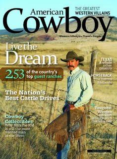 American Cowboy (1-year auto-renewal) Magazine Subscription Active Interest Media, http://www.amazon.com/dp/B002BFZ9OO/ref=cm_sw_r_pi_dp_bW6vqb02GY3TS