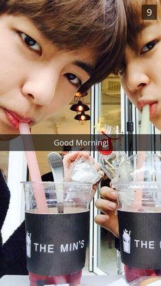 Bts Vmin 💝 Taehyung+Jimin - vmin - Page 2 - Wattpad Bts Jimin, Jhope, Bts Bangtan Boy, Seokjin, Hoseok, Namjoon, Exo, Baekhyun, V Taehyung