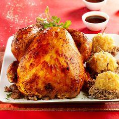 Découvrez la recette Dinde aux épices sur cuisineactuelle.fr.