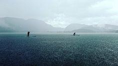 SUP, Bohinj, Slovenija, bohinjsko jezero, fun Bohinj, Mountains, Nature, Sports, Fun, Travel, Hs Sports, Fin Fun, Viajes