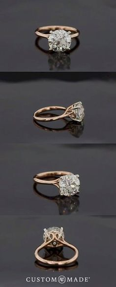 nice 83 simple engagement rings youll want to wear forever https - Hundedusche Ring