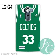 celtics basketball jersey Phone case for LG G4 and other cases