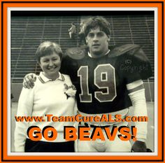 Mike Lopez Jr. & Mom Kathy | OSU Mom's Weekend!  #GOBeavs #Beavernation #TEAMCureALS #TEAMMikeLopez #MebecomesWE