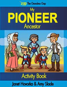 The Chart Chick: My Pioneer Ancestor