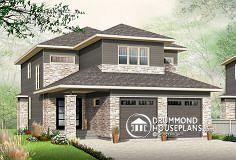 House plan W2889-V1 by drummondhouseplans.com